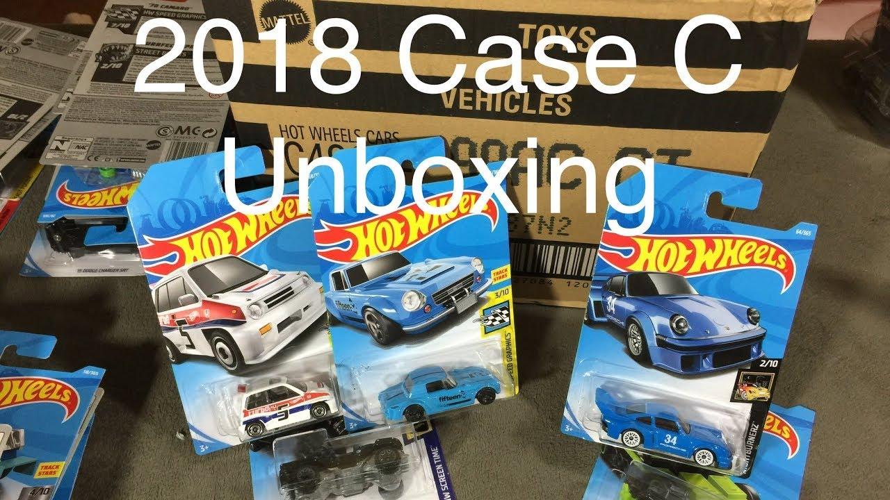 hot wheels 2018 case c unboxing th giveaway info. Black Bedroom Furniture Sets. Home Design Ideas