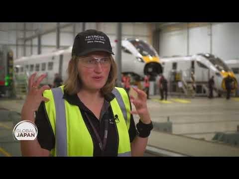 UK upgrades train feet with Shinkansen technology