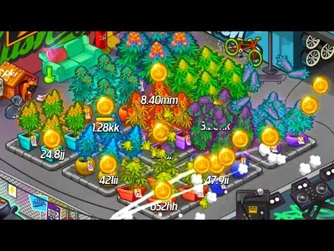 Wiz Khalifa's Weed Farm Level 20 Resident Resin - Android iOS Gameplay HD