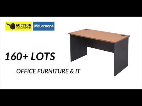 SMARTWAYS - Office Furniture & IT Equipment Auction  Online