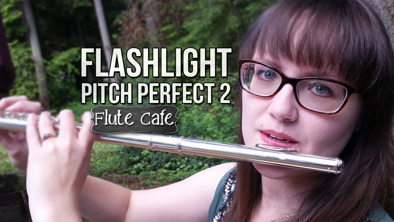 jessie j  pitch perfect 2 flashlight instrumental flute