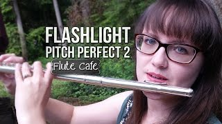 Video Jessie J, Pitch Perfect 2 Flashlight Instrumental Flute Cover Soundtrack Download & Free Sheet Music download MP3, 3GP, MP4, WEBM, AVI, FLV Juli 2018