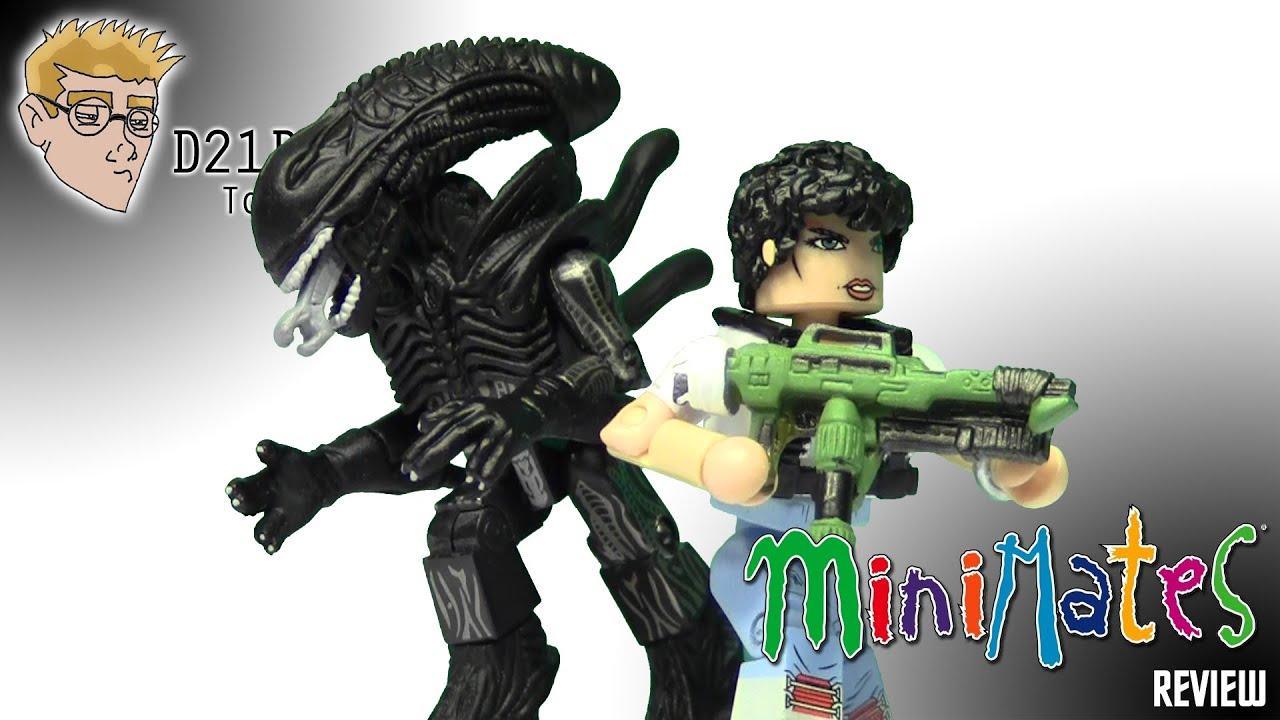 Aliens Minimates Series 1 Rescue Mission Ripley