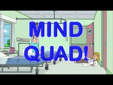American Dad! - Mind Quad