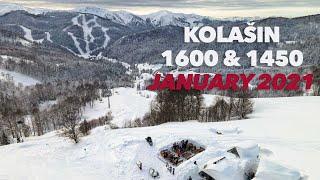Kolašin 1600 1450 January 2021