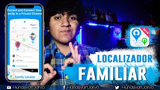 LOCALIZADOR FAMILIAR | UBICA EN TIEMPO REAL A UN FAMILIAR @HundsvartJarva screenshot 1