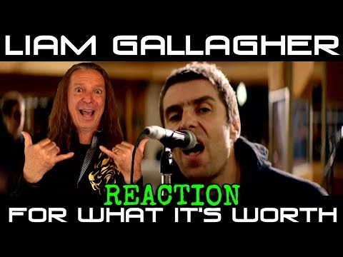 Vocal Coach Reacts To Liam Gallagher - For What It's Worth - Live At Air Studios - Ken Tamplin
