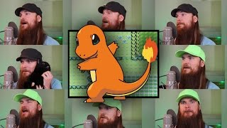 Pokemon Red/Blue/Yellow - Route 3 Acapella