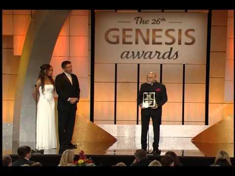 Pritish Nandy at the 26th Genesis Awards in Hollywood