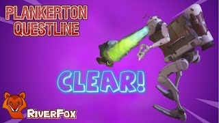Plankerton part 13. Clear. Fortnite STW