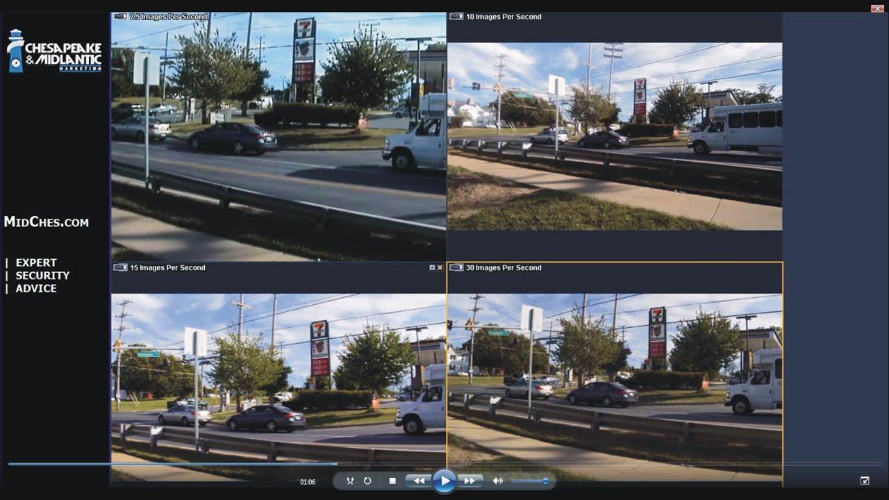 Security Camera Surveillance System