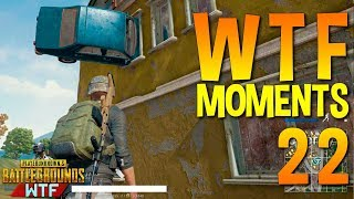 Playerunknown's Battlegrounds Funny WTF Moments Highlights Ep 22 (PUBG Plays)