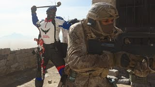 The MOST INCREDIBLE Moments of MODERN WARFARE - Call of Duty Modern Warfare Multiplayer #23