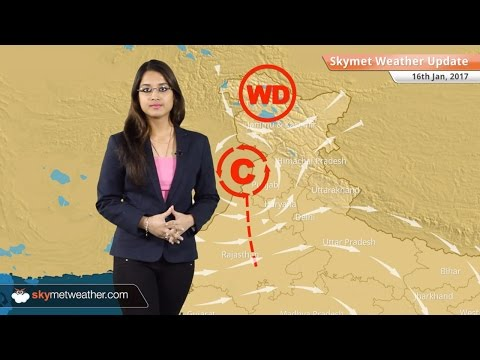 Weather Forecast for Jan 16: Snow in Jammu and Kashmir, Himachal; Rain in TN