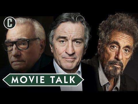 Scorsese Asks Netflix For Irishman Theatrical Release Plus Michael Rapaport In Studio - Movie Talk
