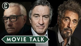 Scorsese Asks Netflix For Irishman Theatrical Release Plus Michael Rapaport In Studio - Movie Talk