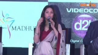 madhuri dixit talks about ex boyfriend sanjay dutt
