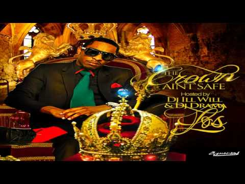 Los - Stroke Of Genius - The Crown Aint Safe Mixtape