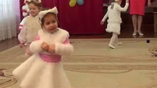 Садик Танец кошечек Видео для детей