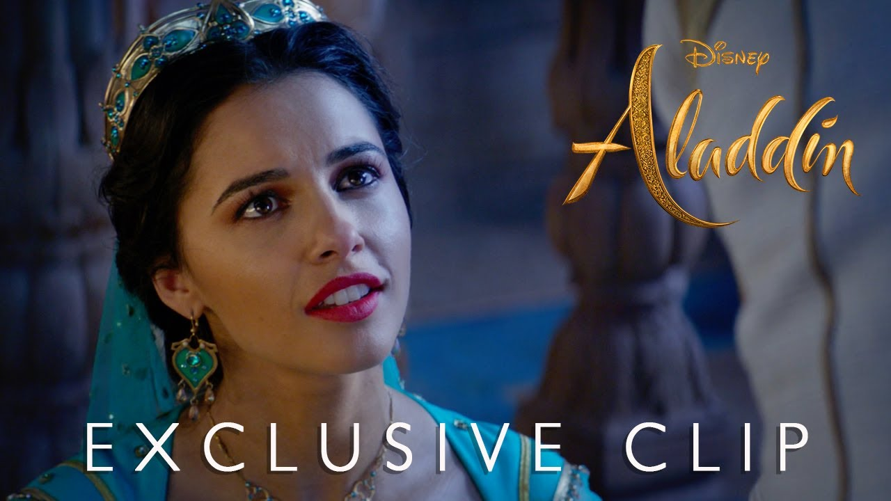 Disney S Aladdin A Whole New World Film Clip