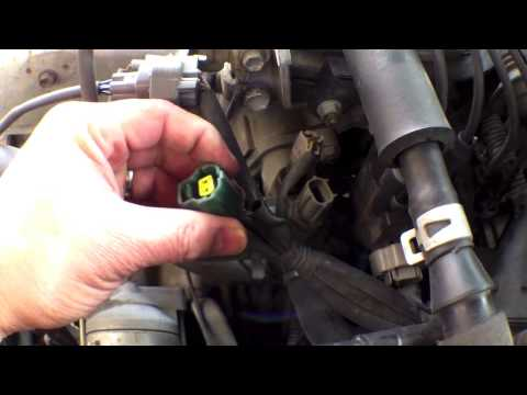 P0128 Replace Coolant Temperature Sensor Toyota Camry √ - YouTube