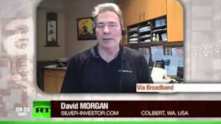 Keiser Report Interviews David Morgan: Spiral of debt towards the paranormal