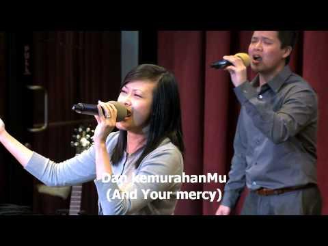 Yesus Kau Besar, Worship Led By Gretchen Lee-Trisna