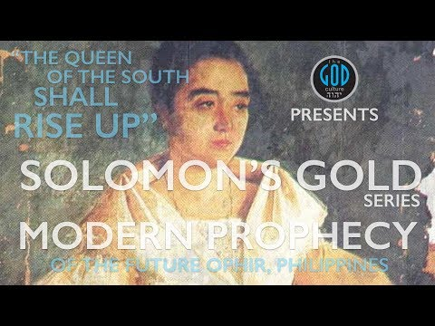 Solomon's Gold Series Extra: Modern Prophecy of Ophir, Philippines, Cindy Jacobs, 2001