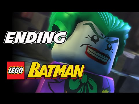 LEGO Batman Gameplay Walkthrough Part 18 - ENDING + Final ...