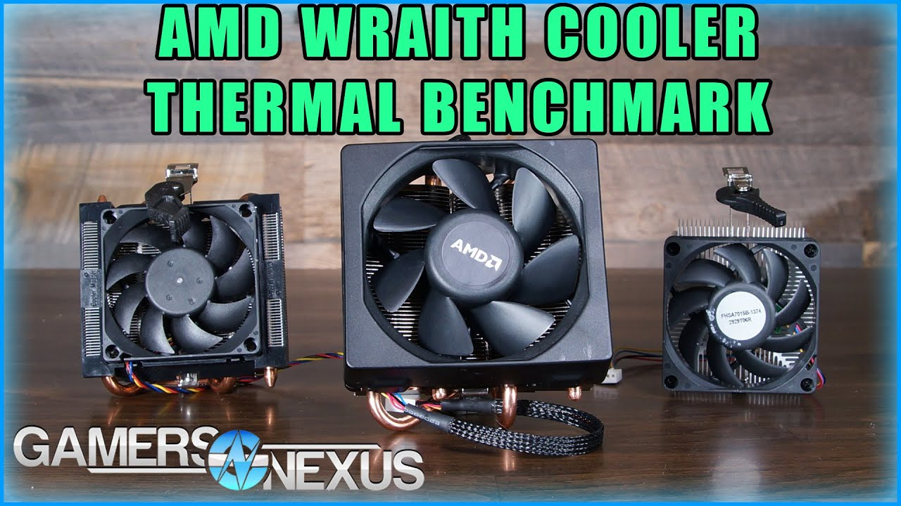 AMD Wraith CPU Cooler Benchmark - Is it Worth It?