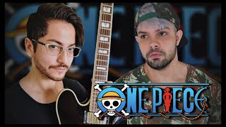 HOPE - ONE PIECE   OPENING THEME 20    COVER BY @Tiago Pereira Ft. Ron Rocker