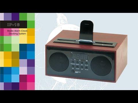 ip-18 (Radio Alarm Clock Docking System)