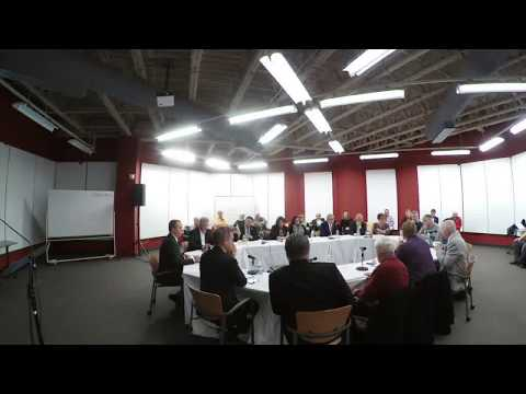 One Nova Scotia Meeting - CBU - November 14, 2017 Part 3/3