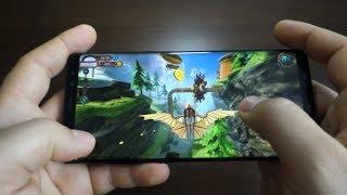 Voletarium: Sky Explorers - Best Android Games - Note 8 gameplay