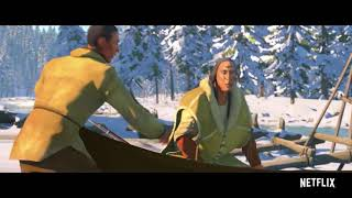 White Fang Hollywood movie 2018 official trailer