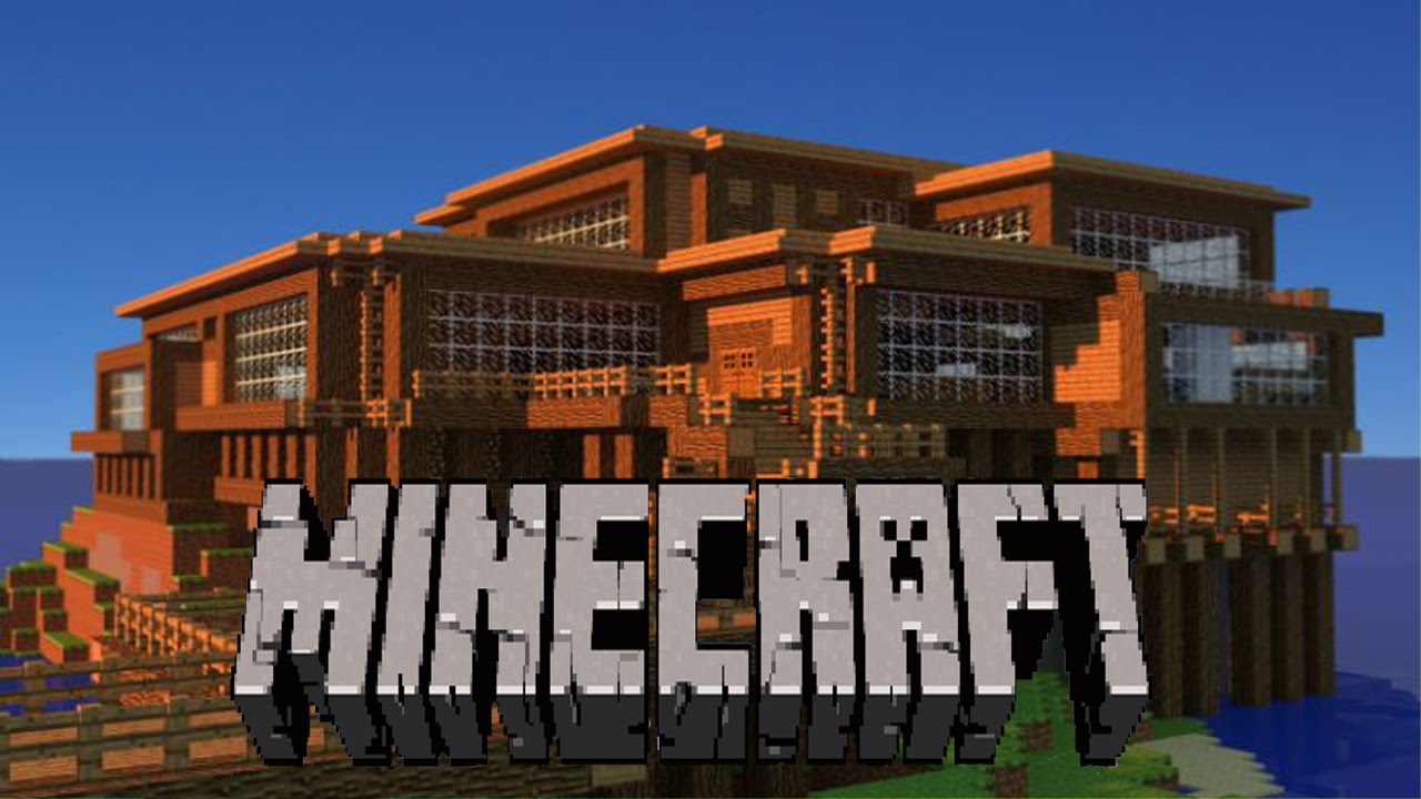 How to Build the Best Minecraft House Ever! - YouTube