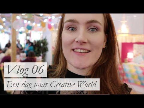 Creative World Frankfurt, nieuws van Ecoline, Artline StiX en meer✨❤️  | VLOG 06