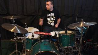 Welcome To The Masquerade - Drum Cover - Thousand Foot Krutch