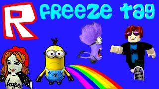 ROBLOX Freeze Tag