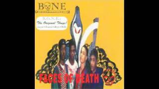 Bone Thugs - 02. Everyday Thang - Faces Of Death - Bone Enterprise