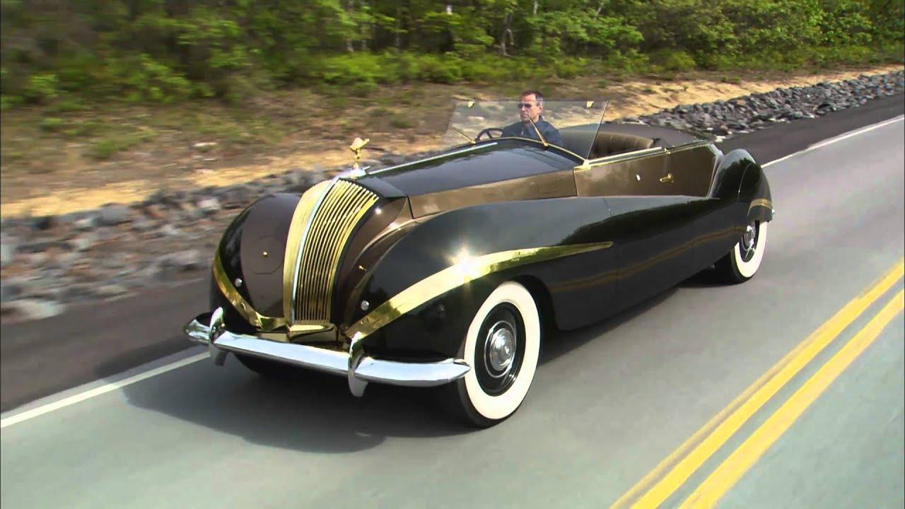 1940s Rolls-Royce - YouTube