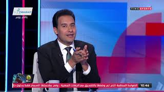 مصطفى شوبير يشرح كيف انضم إلى النادي الأهلي من البداية - Super Time