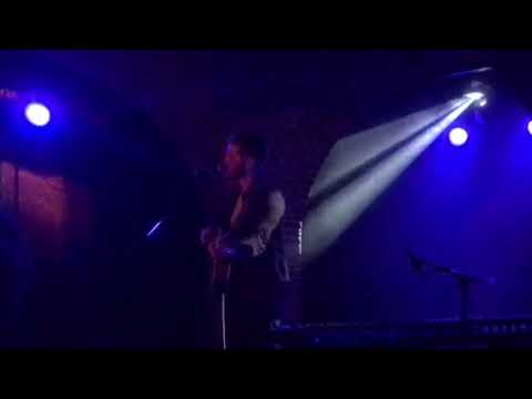 Blood Red Fist, Ciaran Lavery, Botanique Witloof Bar, Brussels, 28th Nov 2017