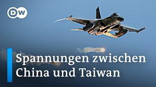 China und Taiwan: Wiedervereinigung mit Gewalt?