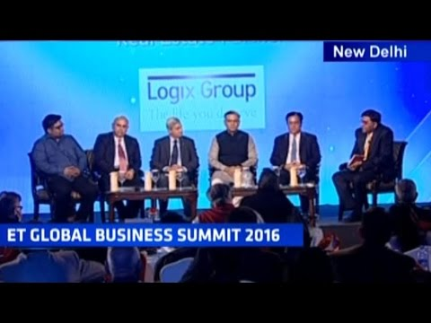 Financial Services – Banking a Billion | ET Global Business Summit