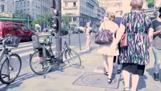 ASMR Walking the Streets of Paris