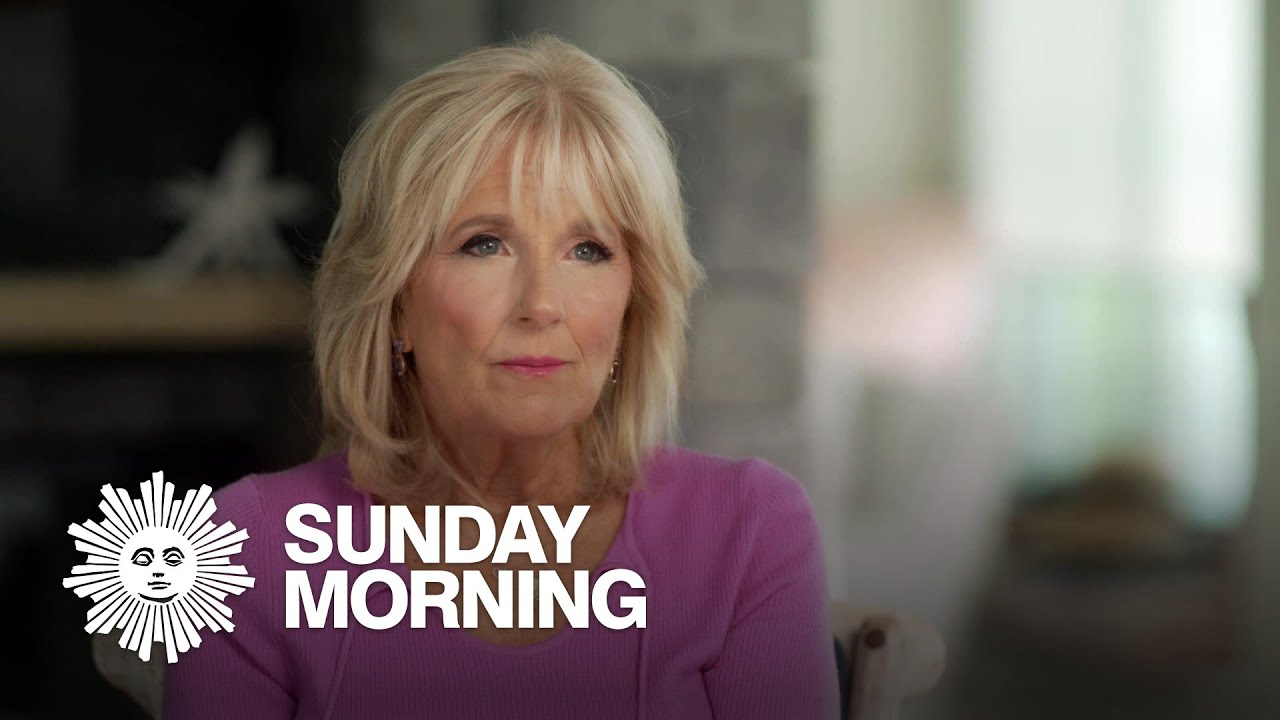 Dr. Jill Biden on family, teaching, loss and levity