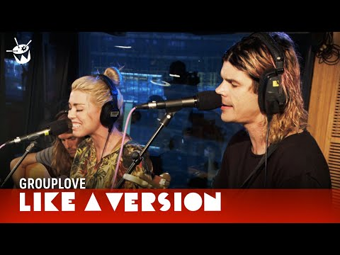 Grouplove Cover Cage The Elephant 'Spiderhead' For Like A Version