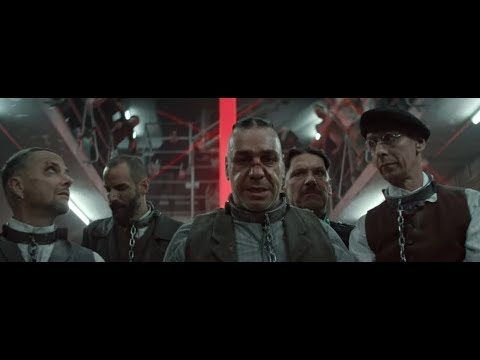 "RAMMSTEIN release new song/video ""Deutschland"" off new self-titled album..!"