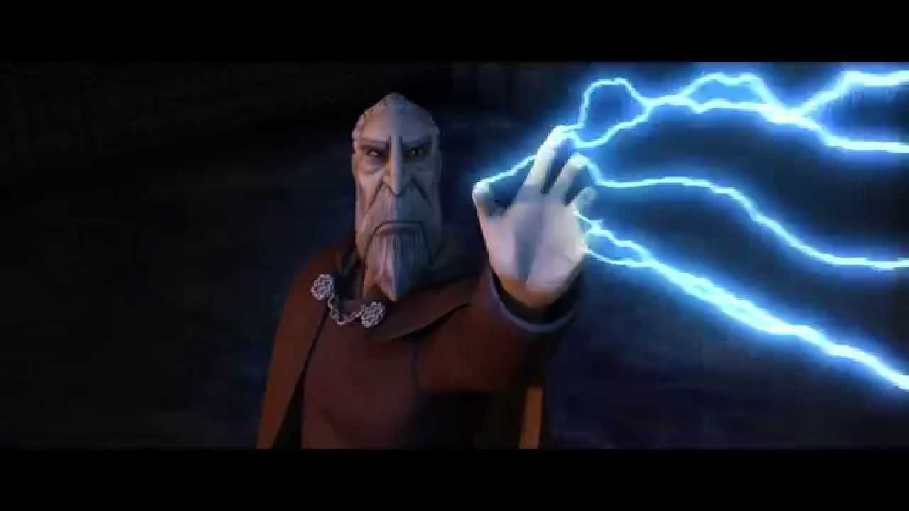 Star Wars: The Clone Wars - Anakin Skywalker vs. Count ...